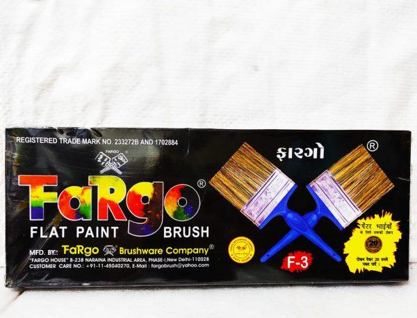 Fargo F3 Brush